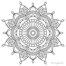mandala coloring pages for adults free. Simple For Mandala Coloring Pages For Adults Color Free Printable Mandalas   Throughout Mandala Coloring Pages For Adults Free D