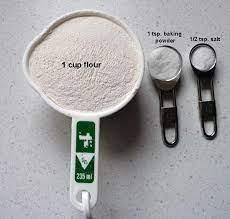 self raising flour how to make it
