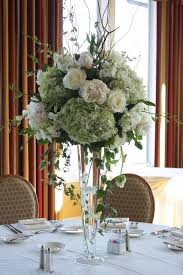 50 Fabulous and Breathtaking Wedding Centerpieces. Trumpet Vase CenterpieceTall  Flower ...