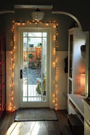 lighting decorating ideas. 25. Enhance The Threshold With A Sparkling Welcome Lighting Decorating Ideas H