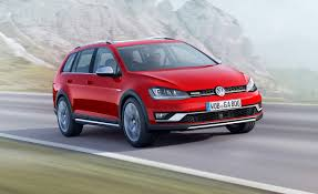 2017 VW Golf SportWagen Alltrack Photos and Info – News – Car and ...