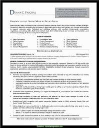 Special Sales Resume Format Sales Resume Format Samples Cv Sample