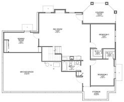 Alluring Flat Roof House Plans : House Plan Small Modern Roof Plan Design  Modern House Plans