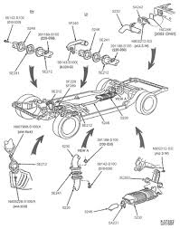 2003 ford mustang parts diagram new ford crown victoria police interceptor exhaust parts