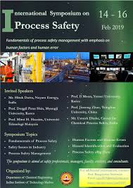 Iit Madras Engineering Design Placement International Symposium On Process Safety Department Of