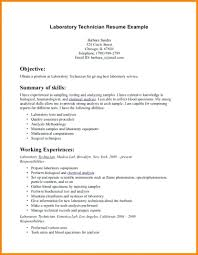 medical laboratory assistant resume resume lab assistant resume