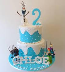Frozen Theme Cake Parties2weddings