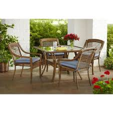 brown set patio source outdoor. Full Size Of Uncategorized:wicker Patio Dining Sets For Best Source Outdoor St Tropez All Brown Set