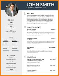 Good Resume Template New Great Resumes Templates Good Resume Template Stunning Ideas