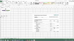 Bank Reconciliation Excel Format How To Do A Bank Reconciliation On Excel