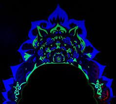 Black Light Groove, Part Three: Muralicious