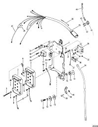 wiring harness starter solenoid and rectifier for mariner wiring harness starter solenoid and rectifier for mariner mercury 150 h p xr 2 marathon magnum v 6 1978 1985 combined book