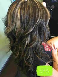 awesome on style stylerhdarululumhathazaricom awesome silver gray highlights in dark brown hair on style stylerhdarululumhathazaricom gog