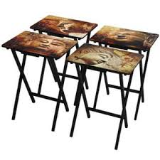 Decorative Tv Tray Tables TV Tray Tables Furniture For Less Overstock 23
