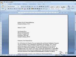carta de negocios 829 32 crear una carta de negocios a partir de una plantilla youtube