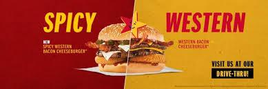 y western bacon cheeseburger