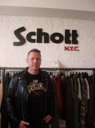 schott nyc to the heart we talk to darren harris of schott bros