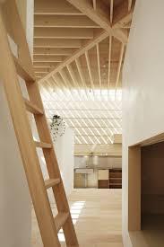 Designs by Style: Interior Wooden Ladder - Minimalist