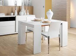 space saving dining furniture. whitegautierspacesavingdiningtablehomedecorating space saving dining furniture