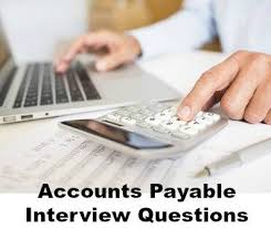 Accounting Interview Questions Adorable Accounting Job Interview Questions For Accounts Payable And Receivable