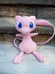 Crochet Pokemon Patterns Simple Decorating Design
