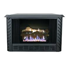 natural gas fireplace insert vented home design center