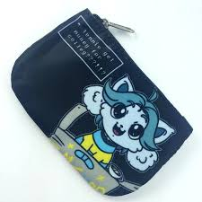Undertale Temmie Chibi Print Coin Purse Give Tem Money For Colleg
