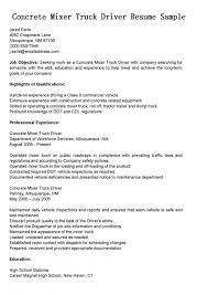 resume truck driver resume examples dot net resume sample