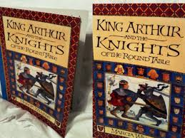 king arthur and the knights of the round table large educational book