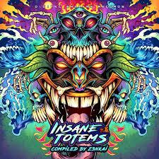 <b>Insane</b> Totems | Digital Shamans Records
