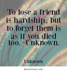 Lost Your Best Friend Quotes. QuotesGram via Relatably.com