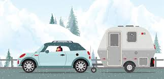 six best rv trailers for winter cing