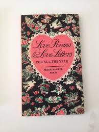 love poems and love letters for all the