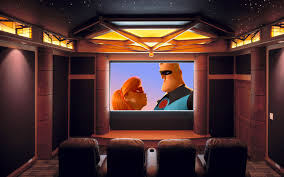 Small Picture Small Home Theater Design Home Design Ideas
