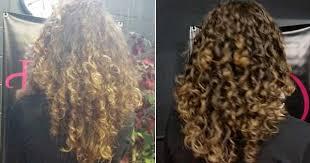 Deva řez Není Jediný účes Pro Kudrnaté Vlasy Vyzkoušejte Ri Ci řez