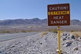 Death Valley Smashes Heat Record, 2nd ...