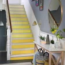 staircase ideas for your hallway that will really make an entrance