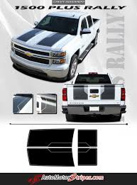 2014-2015 Chevy Silverado 1500 Rally Plus Edition Style Truck ...
