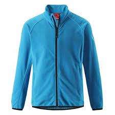<b>Куртка флисовая REIMA</b> 536213-6490 для мальчика, цвет синий ...