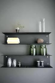 floating glass shelves ideas stylish floating shelves wall shelves easy kitchen floating glass shelf ideas