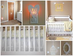 All In One Crib Bedroom Exciting Rosenberry Rooms Bedding With Oak Wood Crib And