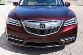 2014 Acura MDX Overview | Cars.com