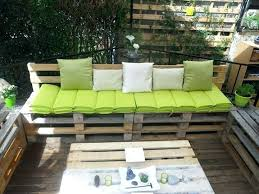pallet outside furniture. Pallet Deck Furniture Recycled Outdoor Buy Outside O