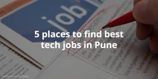 Best Places To Search For Jobs 5 Places To Find The Best Tech Jobs In Pune Cutshort Medium