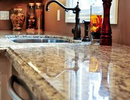 cleaning and removing water stains on granite countertops