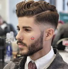 Hairstyles For Men To The Side Wavy Hairstyles For Men 2017