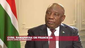 The government is considering easing lockdown regulations in preparation for the easter, pesach and ramadan religious holidays from this weekend, president cyril ramaphosa said on monday. South African President The Situation In Gaza Brings Back Terrible Memories Of Apartheid The Interview