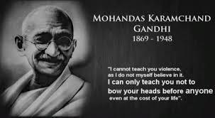 Gandhi Quotes On Love Impressive Mahatma Gandhi Quotes On Love 48 QuotesBae