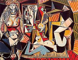 picasso women of algiers painting