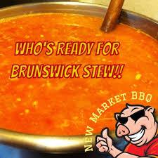 Fall is here and so is New Market BBQ Brunswick Stew!! - New Market BBQ  North AL's BEST Weekend BBQ Destination